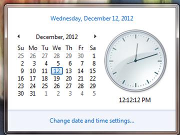 12 12 12 clock in