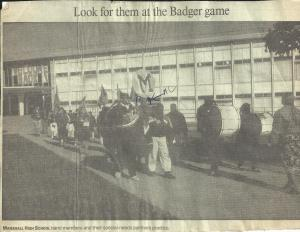 Courtesy of the Milwaukee Journal. 1993.
