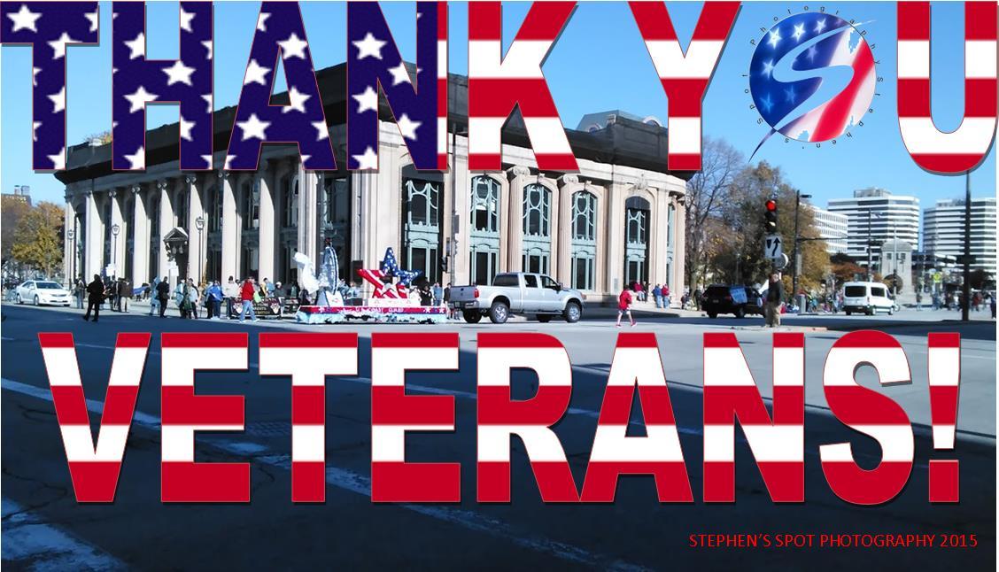 SSP_Thank You Veterans Sign